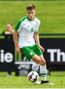 30 May 2019; Jayson Molumby of Republic of Ireland U21's during the Friendly match between Republic of Ireland and Republic of Ireland U21's at the FAI National Training Centre in Dublin. Photo by Harry Murphy/Sportsfile