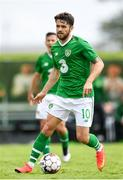 30 May 2019; Robbie Brady of Republic of Ireland during the Friendly match between Republic of Ireland and Republic of Ireland U21's at the FAI National Training Centre in Dublin. Photo by Harry Murphy/Sportsfile