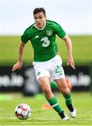 30 May 2019; Josh Cullen of Republic of Ireland during the Friendly match between Republic of Ireland and Republic of Ireland U21's at the FAI National Training Centre in Dublin. Photo by Harry Murphy/Sportsfile