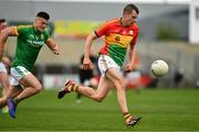 25 May 2019; Seán Gannon of Carlow during the Leinster GAA Football Senior Championship Quarter-Final match between Carlow and Meath at O'Moore Park in Portlaoise, Laois. Photo by Ray McManus/Sportsfile