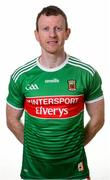 31 May 2019; Colm Boyle during a Mayo Football squad portraits session in Elverys MacHale Park in Castlebar, Mayo. Photo by Harry Murphy/Sportsfile