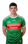 31 May 2019; Mikey Murray during a Mayo Football squad portraits session in Elverys MacHale Park in Castlebar, Mayo. Photo by Harry Murphy/Sportsfile