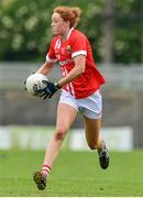 1 June 2019; Niamh Cotter of Cork during the TG4 Munster Ladies Football Senior Championship match between Cork and Kerry at Páirc Ui Rinn in Cork. Photo by Matt Browne/Sportsfile