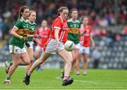 1 June 2019; Doireann O'Sullivan of Cork during the TG4 Munster Ladies Football Senior Championship match between Cork and Kerry at Páirc Ui Rinn in Cork. Photo by Matt Browne/Sportsfile