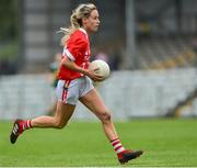 1 June 2019; Orla Finn of Cork during the TG4 Munster Ladies Football Senior Championship match between Cork and Kerry at Páirc Ui Rinn in Cork. Photo by Matt Browne/Sportsfile