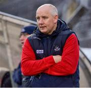 1 June 2019; Cork manager Ronan McCarthy during the Munster GAA Football Senior Championship semi-final match between Cork and Limerick at Páirc Ui Rinn in Cork. Photo by Matt Browne/Sportsfile