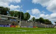 2 June 2019; A general view of St Tiernach's Park before the Ulster GAA Football Senior Championship Semi-Final match between Cavan and Armagh at St Tiernach's Park in Clones, Monaghan. Photo by Oliver McVeigh/Sportsfile