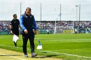 2 June 2019; Waterford manager Paraic Fanning during the Munster GAA Hurling Senior Championship Round 3 match between Waterford and Limerick at Walsh Park in Waterford. Photo by Ramsey Cardy/Sportsfile