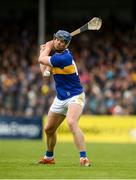 2 June 2019; Jason Forde of Tipperary takes a free during the Munster GAA Hurling Senior Championship Round 3 match between Clare and Tipperary at Cusack Park in Ennis, Co.Clare. Photo by Diarmuid Greene/Sportsfile