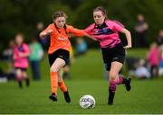 3 June 2019; Action from the game between MGL North and Sligo/Leitrim during the FAI Fota Island Gaynor Tournament U13s Finals Day at University of Limerick, Limerick. Photo by Eóin Noonan/Sportsfile