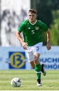 3 June 2019; Dara O'Shea of Ireland n action during the 2019 Maurice Revello Toulon Tournament match between China and Republic of Ireland at Stade de Lattre de Tassigny in Aubagne, France. Photo by Alexandre Dimou/Sportsfile