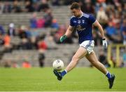 2 June 2019; Oisin Kiernan of Cavan during the Ulster GAA Football Senior Championship Semi-Final match between Cavan and Armagh at St Tiernach's Park in Clones, Monaghan. Photo by Oliver McVeigh/Sportsfile