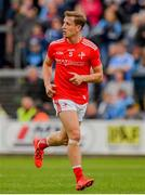 25 May 2019; Anthony Williams of Louth during the Leinster GAA Football Senior Championship Quarter-Final match between Louth and Dublin at O'Moore Park in Portlaoise, Laois. Photo by Eóin Noonan/Sportsfile