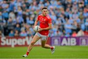 25 May 2019; Andy McDonnell of Louth during the Leinster GAA Football Senior Championship Quarter-Final match between Louth and Dublin at O'Moore Park in Portlaoise, Laois. Photo by Eóin Noonan/Sportsfile