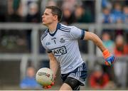 25 May 2019; Stephen Cluxton of Dublin during the Leinster GAA Football Senior Championship Quarter-Final match between Louth and Dublin at O'Moore Park in Portlaoise, Laois. Photo by Eóin Noonan/Sportsfile