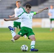 6 June 2019; Jayson Molumby of Ireland during the 2019 Maurice Revello Toulon Tournament match between Mexico and Republic of Ireland at Parsemain in Fos-sur-Mer, France. Photo by Alexandre Dimou/Sportsfile