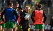 8 June 2019; Donegal coach Stephen Rochford ahead of the Ulster GAA Football Senior Championship semi-final match between Donegal and Tyrone at Kingspan Breffni Park in Cavan. Photo by Daire Brennan/Sportsfile