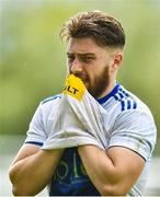 8 June 2019; Mark Jackson of Wicklow following the GAA Football All-Ireland Senior Championship Round 1 match between Leitrim and Wicklow at Avantcard Páirc Seán Mac Diarmada in Carrick-on-Shannon, Leitrim. Photo by David Fitzgerald/Sportsfile