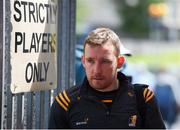 9 June 2019; Richie Hogan of Kilkenny arrives ahead of the Leinster GAA Hurling Senior Championship Round 4 match between Kilkenny and Galway at Nowlan Park in Kilkenny. Photo by Daire Brennan/Sportsfile