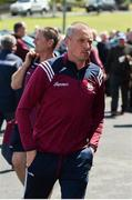9 June 2019; Galway mentor Kieran Donaghy arrives ahead of the Leinster GAA Hurling Senior Championship Round 4 match between Kilkenny and Galway at Nowlan Park in Kilkenny. Photo by Daire Brennan/Sportsfile