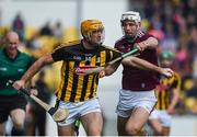 9 June 2019; Colin Fennelly of Kilkenny in action against Gearoid McInerney of Galway during the Leinster GAA Hurling Senior Championship Round 4 match between Kilkenny and Galway at Nowlan Park in Kilkenny. Photo by Daire Brennan/Sportsfile