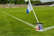 9 June 2019; A general view of St. Tiarnach's Park Clones Co.Monaghan prior to the GAA Football All-Ireland Senior Championship Round 1 match between Monaghan and Fermanagh at St Tiarnach's Park in Clones, Monaghan. Photo by Philip Fitzpatrick/Sportsfile