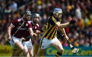 9 June 2019; TJ Reid of Kilkenny in action against Aidan Harte of Galway during the Leinster GAA Hurling Senior Championship Round 4 match between Kilkenny and Galway at Nowlan Park in Kilkenny. Photo by Daire Brennan/Sportsfile