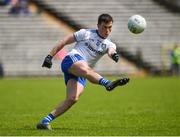 9 June 2019; Shane Carey of Monaghan during the GAA Football All-Ireland Senior Championship Round 1 match between Monaghan and Fermanagh at St Tiarnach's Park in Clones, Monaghan. Photo by Oliver McVeigh/Sportsfile
