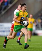 8 June 2019; Michael Langan of Donegal during the Ulster GAA Football Senior Championship semi-final match between Donegal and Tyrone at Kingspan Breffni Park in Cavan. Photo by Ramsey Cardy/Sportsfile