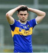 9 June 2019; Michael Quinlivan of Tipperary following the GAA Football All-Ireland Senior Championship Round 1 match between Down and Tipperary at Pairc Esler in Newry, Down. Photo by David Fitzgerald/Sportsfile