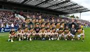 9 June 2019; The Kilkenny squad before the Leinster GAA Hurling Senior Championship Round 4 match between Kilkenny and Galway at Nowlan Park in Kilkenny. Photo by Ray McManus/Sportsfile