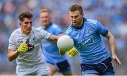 9 June 2019; Jack McCaffrey of Dublin in action against David Slattery of Kildare during the Leinster GAA Football Senior Championship Semi-Final match between Dublin and Kildare at Croke Park in Dublin. Photo by Piaras Ó Mídheach/Sportsfile