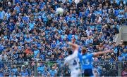 9 June 2019; A general view of spectators on Hill 16 during the Leinster GAA Football Senior Championship Semi-Final match between Dublin and Kildare at Croke Park in Dublin. Photo by Piaras Ó Mídheach/Sportsfile