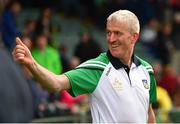 9 June 2019; Limerick manager John Kiely after the Munster GAA Hurling Senior Championship Round 4 match between Limerick and Clare at the LIT Gaelic Grounds in Limerick. Photo by Diarmuid Greene/Sportsfile