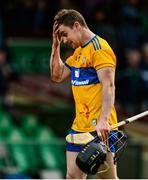 9 June 2019; Tony Kelly of Clare leaves the field after the Munster GAA Hurling Senior Championship Round 4 match between Limerick and Clare at the LIT Gaelic Grounds in Limerick. Photo by Diarmuid Greene/Sportsfile