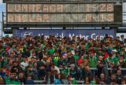 9 June 2019; A general view of the final score on the scoreboard after the Munster GAA Hurling Senior Championship Round 4 match between Limerick and Clare at the LIT Gaelic Grounds in Limerick. Photo by Diarmuid Greene/Sportsfile