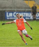 9 June 2019; Aimee Mackin of Armagh during the TG4 Ulster Ladies Senior Football Championship Semi-Final match between Armagh and Monaghan at Pairc Esler in Newry, Down. Photo by David Fitzgerald/Sportsfile