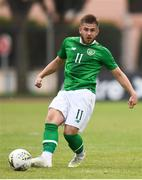 9 June 2019; Josh Barrett of Ireland during the 2019 Maurice Revello Toulon Tournament match between Bahrain and Republic of Ireland at Jules Ladoumegue stadium in Vitrolles, France.