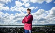 10 June 2019; Tom Flynn of Galway poses for a portrait following a press conference at Loughrea Hotel and Spa in Loughrea, Galway. Photo by David Fitzgerald/Sportsfile