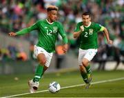 10 June 2019; Callum Robinson of Republic of Ireland during the UEFA EURO2020 Qualifier Group D match between Republic of Ireland and Gibraltar at the Aviva Stadium, Lansdowne Road in Dublin. Photo by Seb Daly/Sportsfile