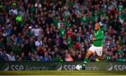 10 June 2019; David McGoldrick of Republic of Ireland during the UEFA EURO2020 Qualifier Group D match between Republic of Ireland and Gibraltar at Aviva Stadium, Lansdowne Road in Dublin. Photo by Stephen McCarthy/Sportsfile