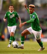 10 June 2019; Callum Robinson of Republic of Ireland during the UEFA EURO2020 Qualifier Group D match between Republic of Ireland and Gibraltar at Aviva Stadium, Lansdowne Road in Dublin. Photo by Stephen McCarthy/Sportsfile
