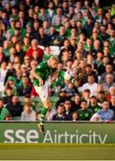 10 June 2019; James McClean of Republic of Ireland during the UEFA EURO2020 Qualifier Group D match between Republic of Ireland and Gibraltar at Aviva Stadium, Lansdowne Road in Dublin. Photo by Stephen McCarthy/Sportsfile
