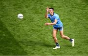 9 June 2019; Niall Scully of Dublin during the Leinster GAA Football Senior Championship semi-final match between Dublin and Kildare at Croke Park in Dublin. Photo by Stephen McCarthy/Sportsfile