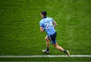 9 June 2019; Rory O'Carroll of Dublin comes onto the pitch during the Leinster GAA Football Senior Championship semi-final match between Dublin and Kildare at Croke Park in Dublin. Photo by Stephen McCarthy/Sportsfile