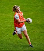 9 June 2019; Kelly Mallon of Armagh during the TG4 Ulster Ladies Senior Football Championship Semi-Final match between Armagh and Monaghan at Pairc Esler in Newry, Down. Photo by David Fitzgerald/Sportsfile
