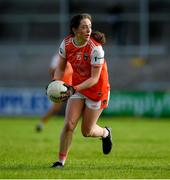 9 June 2019; Niamh Reel of Armagh during the TG4 Ulster Ladies Senior Football Championship Semi-Final match between Armagh and Monaghan at Pairc Esler in Newry, Down. Photo by David Fitzgerald/Sportsfile