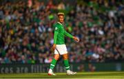 10 June 2019; Callum Robinson of Republic of Ireland during the UEFA EURO2020 Qualifier Group D match between Republic of Ireland and Gibraltar at the Aviva Stadium, Lansdowne Road in Dublin. Photo by Harry Murphy/Sportsfile