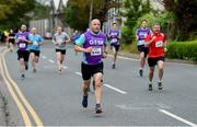 12 June 2019; Willie Hill of GE Healthcare Limited during the Grant Thornton Corporate 5K Team Challenge, Cork City, The South Mall in Cork City. Photo by Piaras Ó Mídheach/Sportsfile