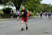 12 June 2019; Kenneth Kelliher of BlackBee during the Grant Thornton Corporate 5K Team Challenge, Cork City, The South Mall in Cork City. Photo by Piaras Ó Mídheach/Sportsfile
